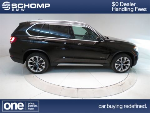 New 2017 BMW X5 xDrive35i With Navigation & AWD