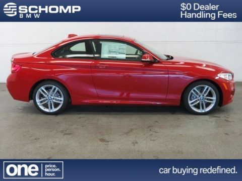 New 2016 BMW 2 Series 228i RWD 2dr Car