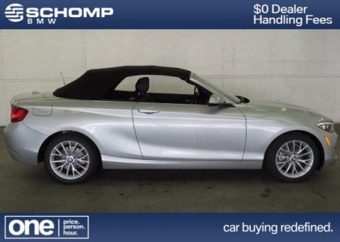 New 2016 BMW 2 Series 228i xDrive AWD