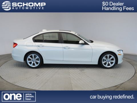 Certified Pre-Owned 2013 BMW 3 Series 335i xDrive AWD