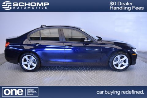 Certified Pre-Owned 2014 BMW 3 Series 328d xDrive AWD