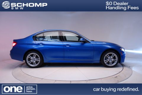 New 2017 BMW 3 Series 340i xDrive AWD