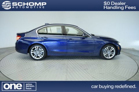 Certified Pre-Owned 2016 BMW 3 Series 340i xDrive AWD