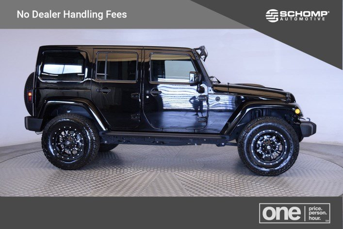 Amazing Pre Owned 2015 Jeep Wrangler Unlimited Altitude