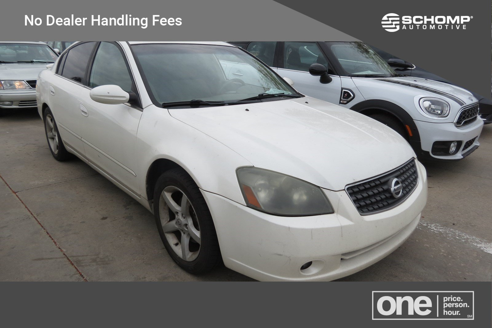 Superb Pre Owned 2006 Nissan Altima 3.5 SE