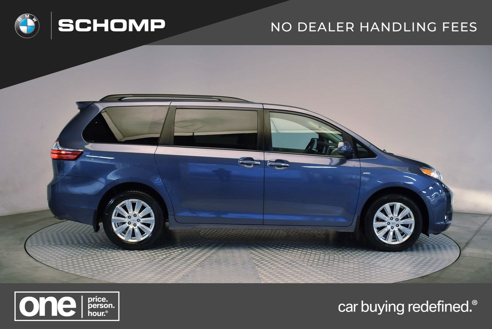 Pre Owned 2017 Toyota Sienna Xle Premium