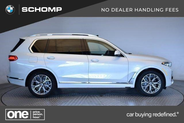New 2019 BMW X7 X7 xDrive50i