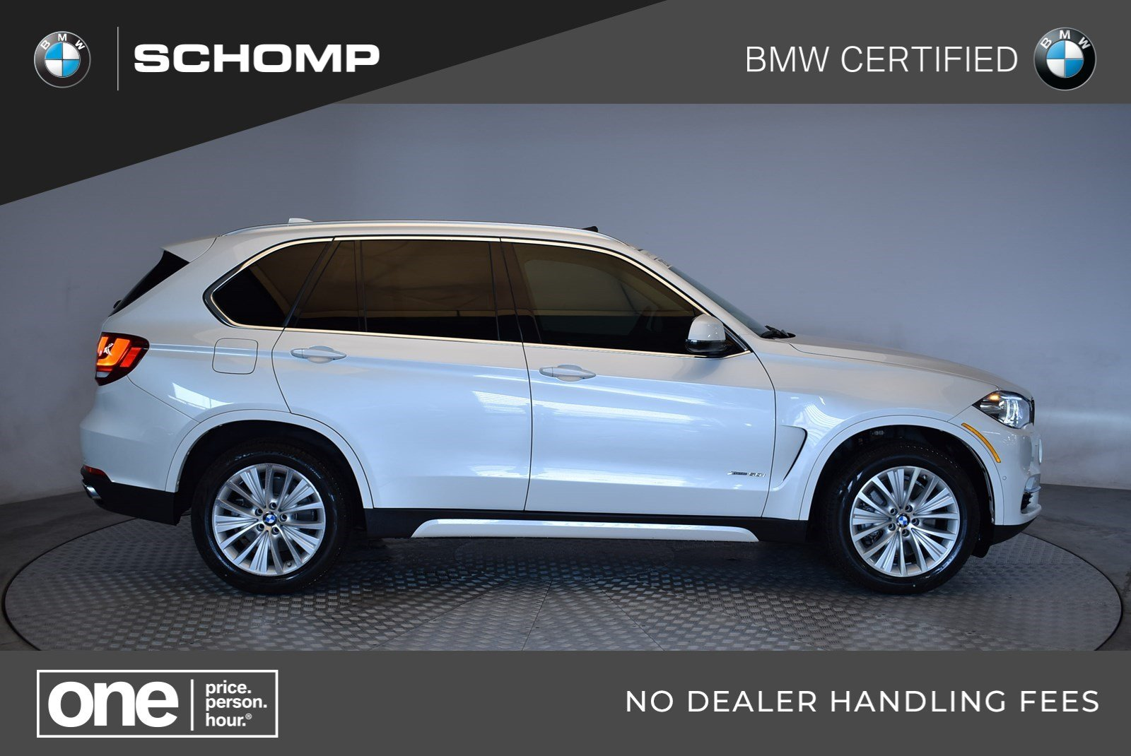 Bmw Certified Pre Owned >> Certified Pre Owned 2016 Bmw Xdrive50i Sport Utility In Highlands