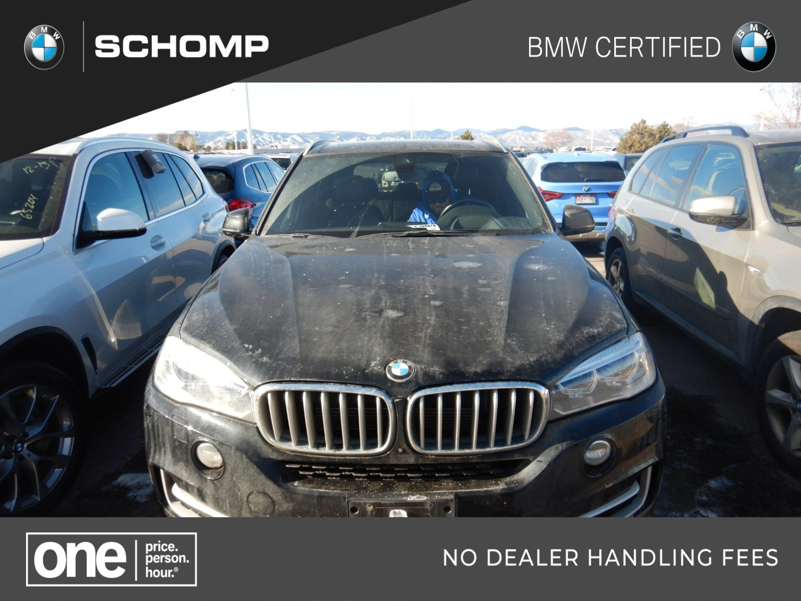 Certified Pre Owned BMW >> Certified Pre Owned Bmw 2017 X5 Xdrive40e Iperformance Awd