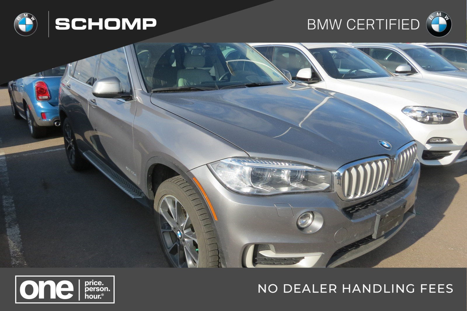 Bmw Certified Pre Owned >> Certified Pre Owned 2016 Bmw X5 Edrive Xdrive40e Sport Utility In