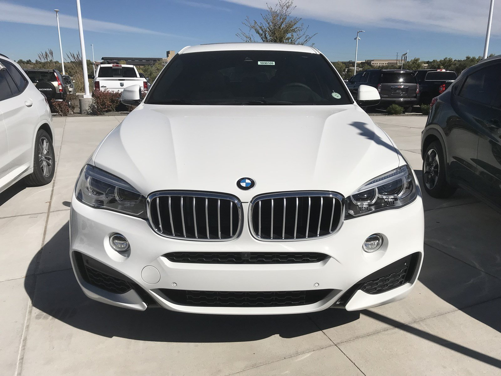 New 2019 BMW X6 xDrive50i Sport Utility in Highlands Ranch 1B