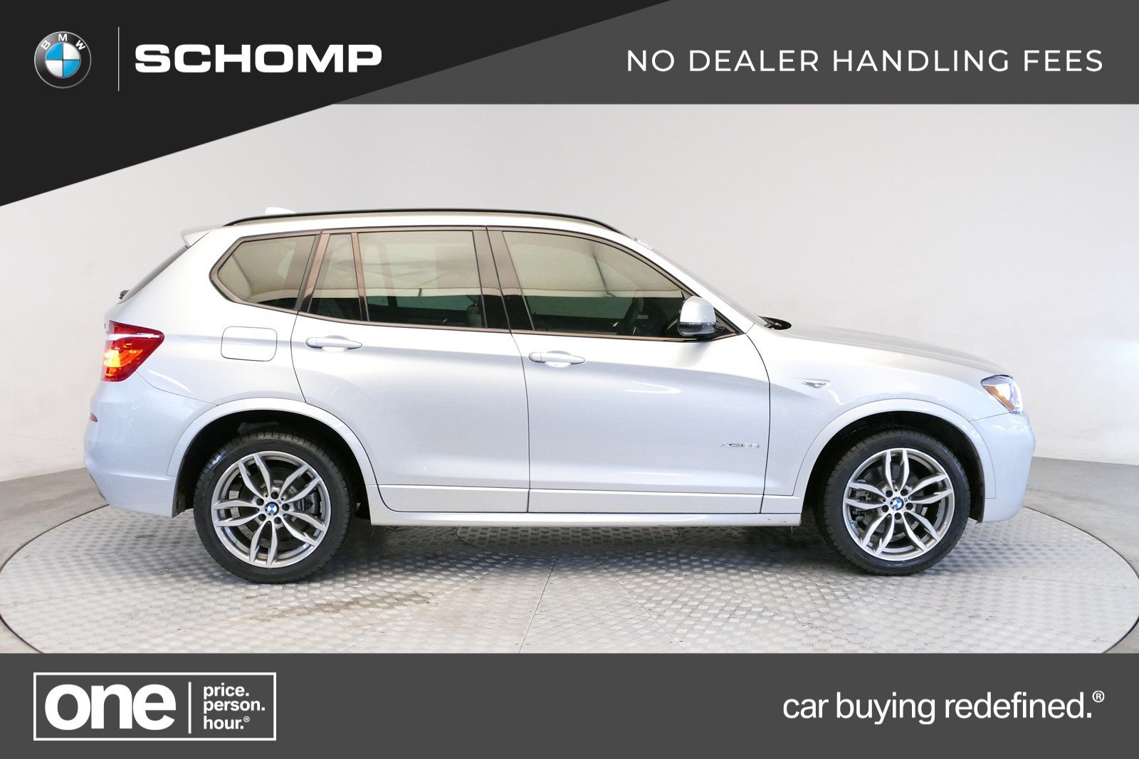 Pre-Owned 2017 BMW X3 xDrive35i