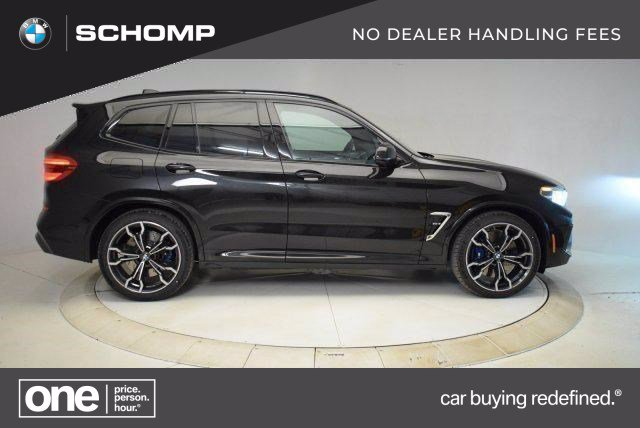 New 2020 BMW X3 M X3 M Sports Activity Vehicle