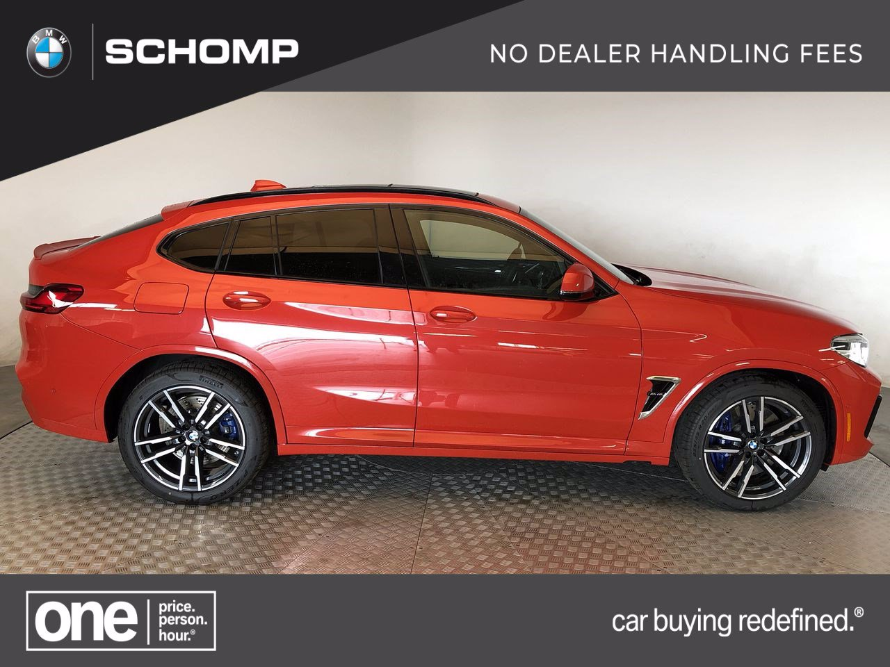 New 2020 BMW X4 M X4 M Sports Activity Coupe