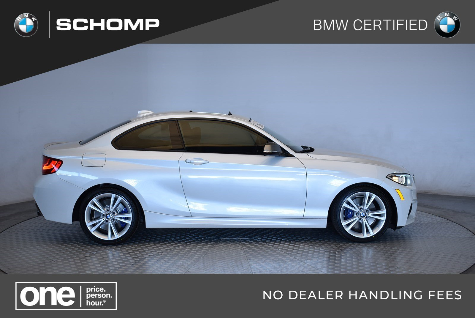 Certified Pre Owned 2016 Bmw 2 Series M235i Xdrive