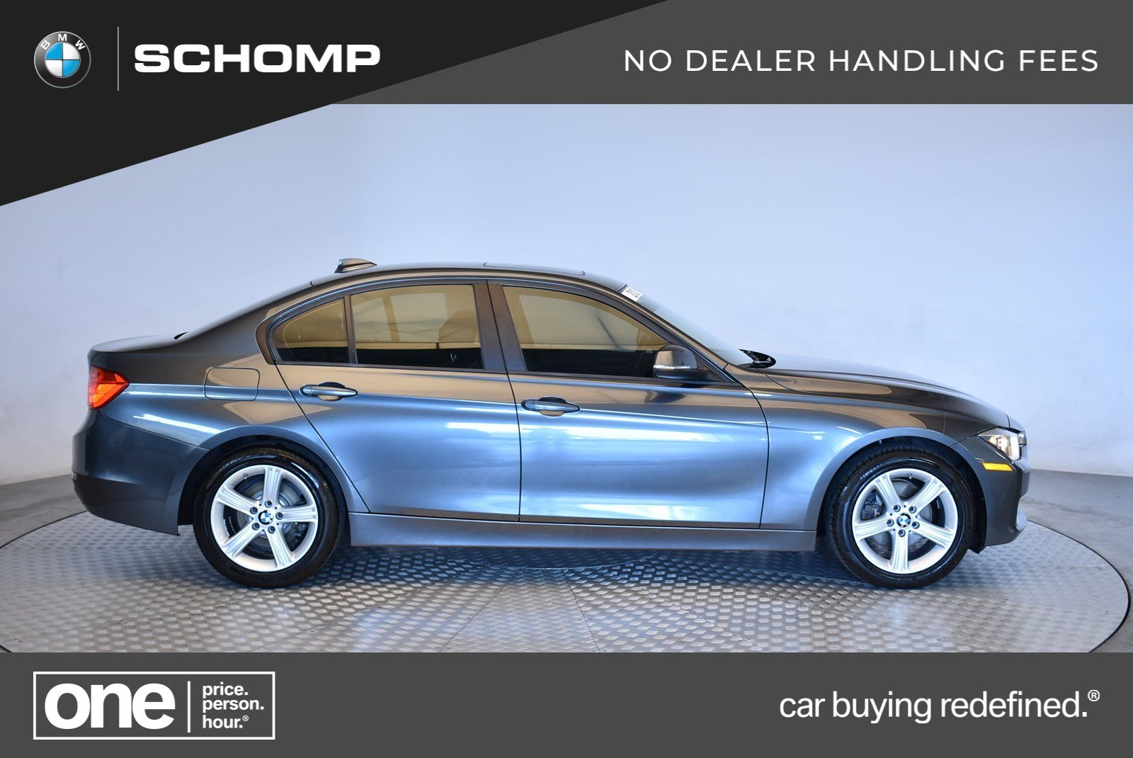 Pre-Owned BMW 2013 3 Series 328i xDrive AWD
