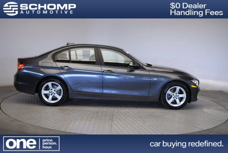 Certified Pre Owned 2015 BMW 3 Series 320i XDrive