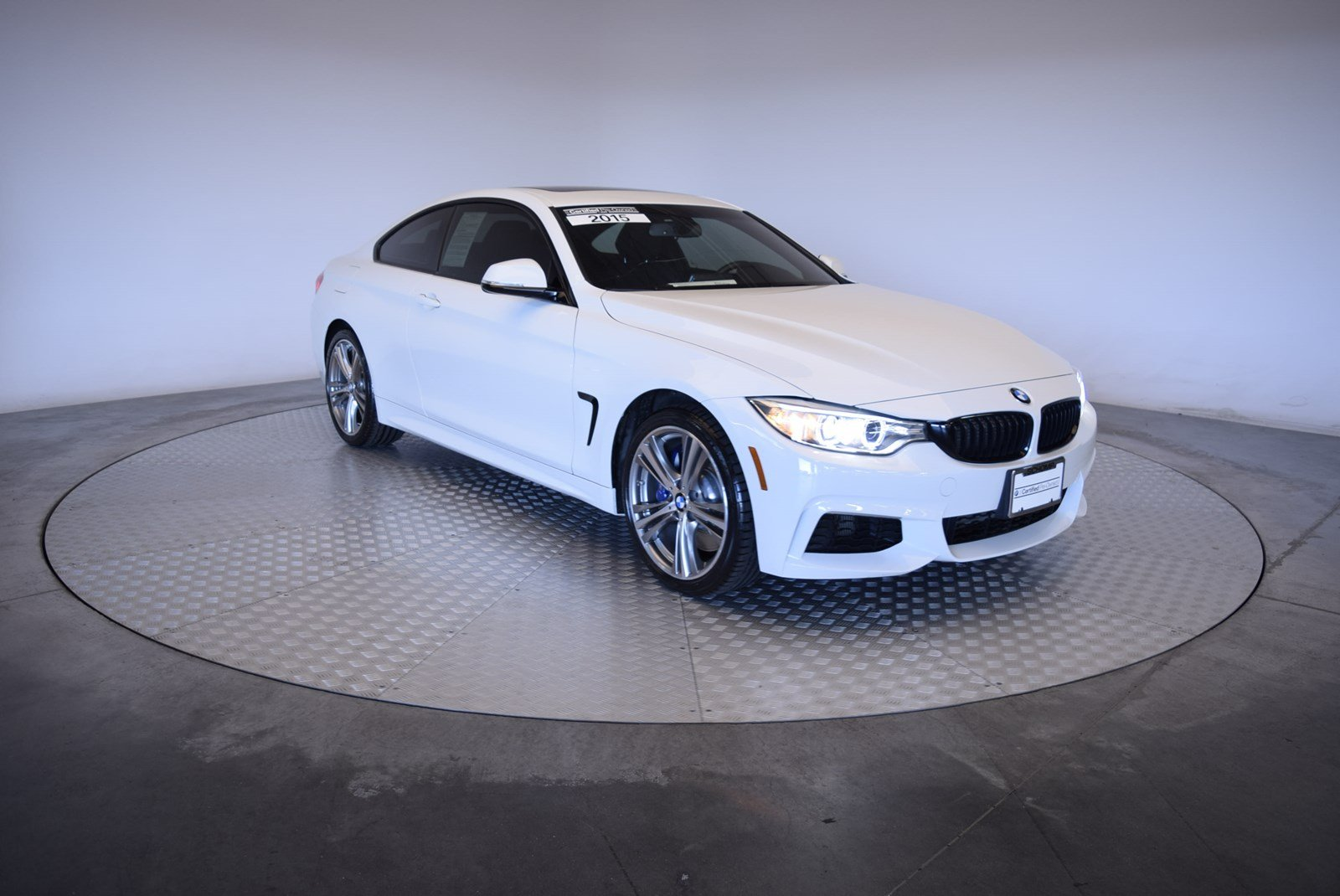 Certified Pre Owned 2015 BMW 4 Series 435i XDrive