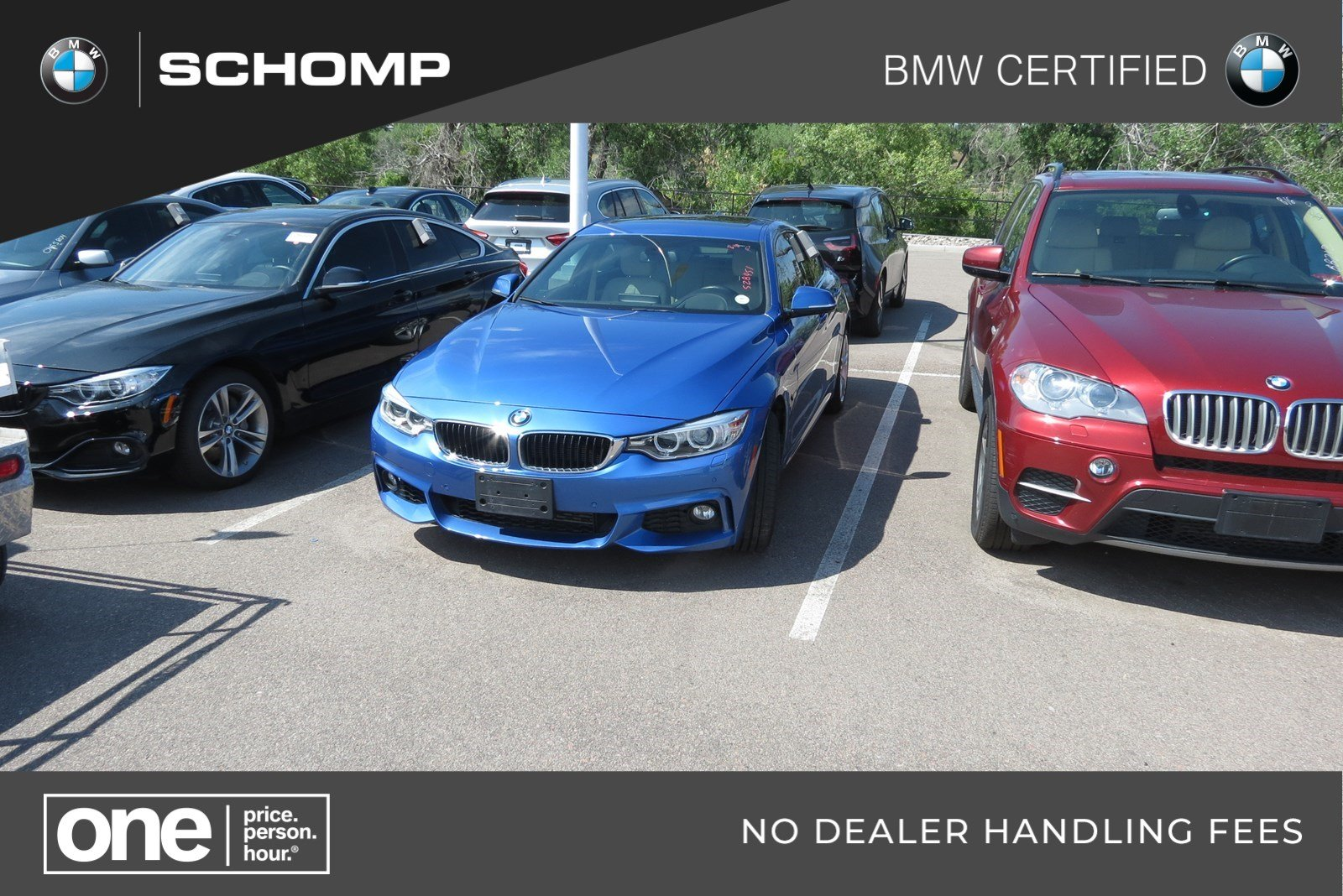 Bmw Certified Pre Owned >> Certified Pre Owned Bmw 2016 4 Series 435i Xdrive Awd