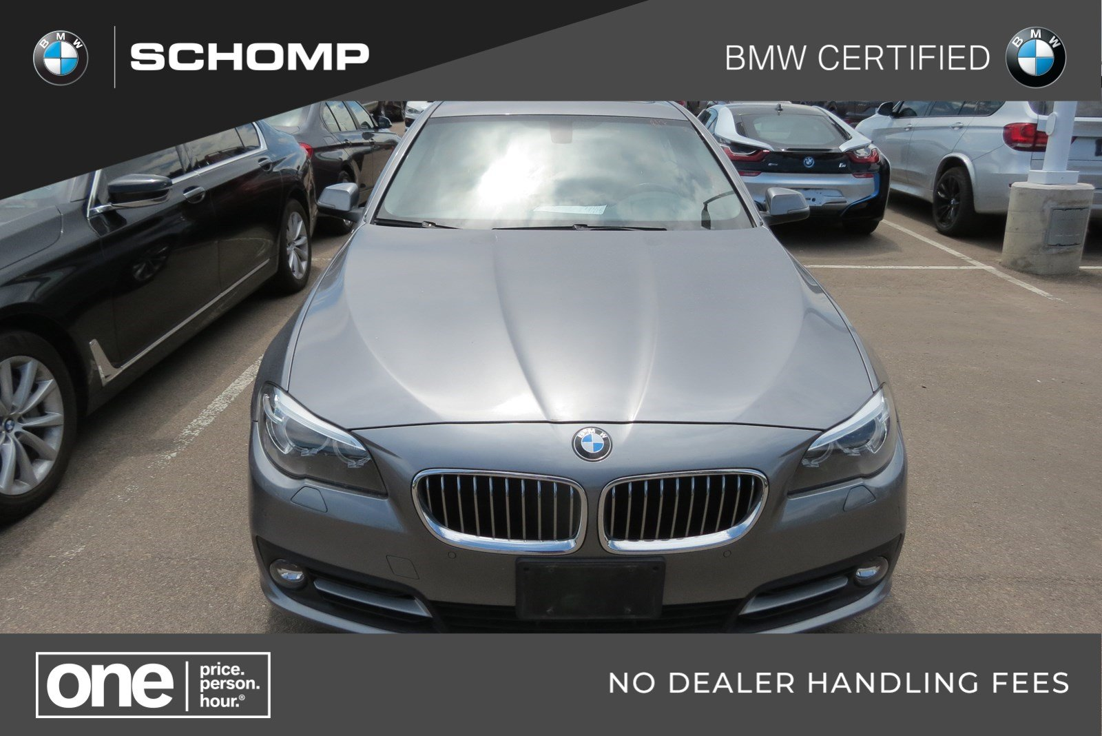 Bmw Certified Pre Owned >> Certified Pre Owned Bmw 2016 5 Series 528i Xdrive Awd