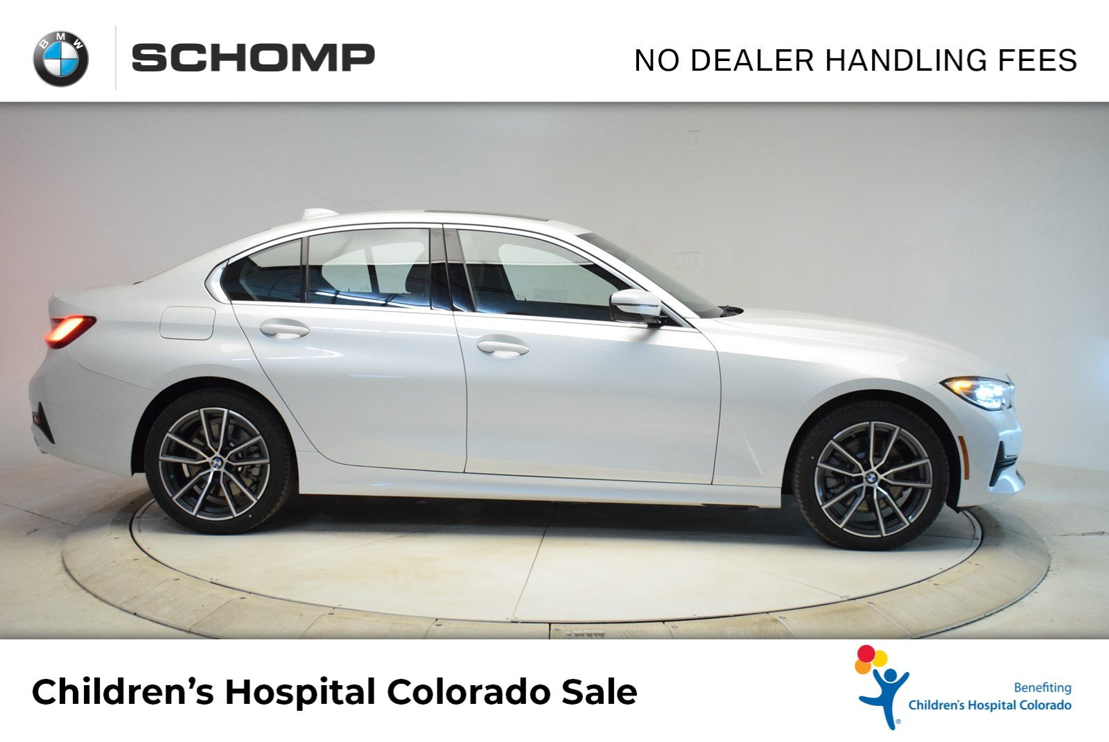 New 2019 Bmw 330i Xdrive Sedan 4dr Car In Highlands Ranch 1b91131