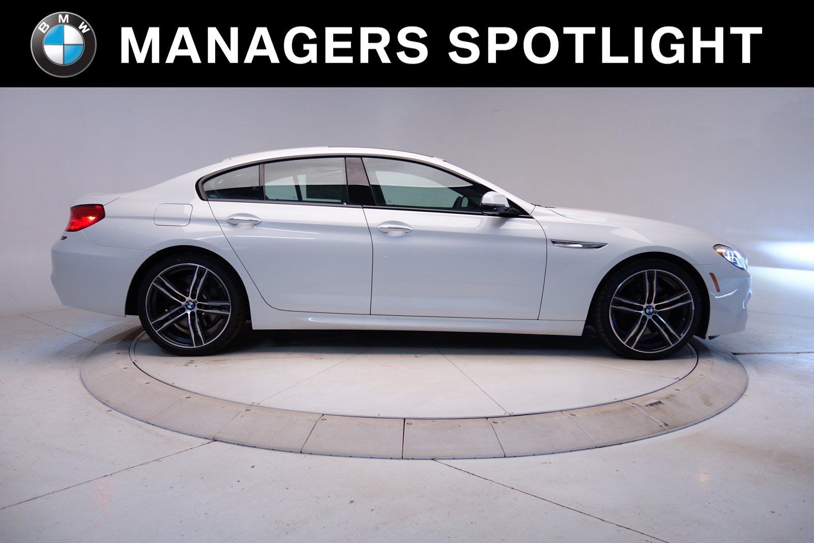 New 2018 Bmw 6 Series 650i Xdrive Gran Coupe 4dr Car In