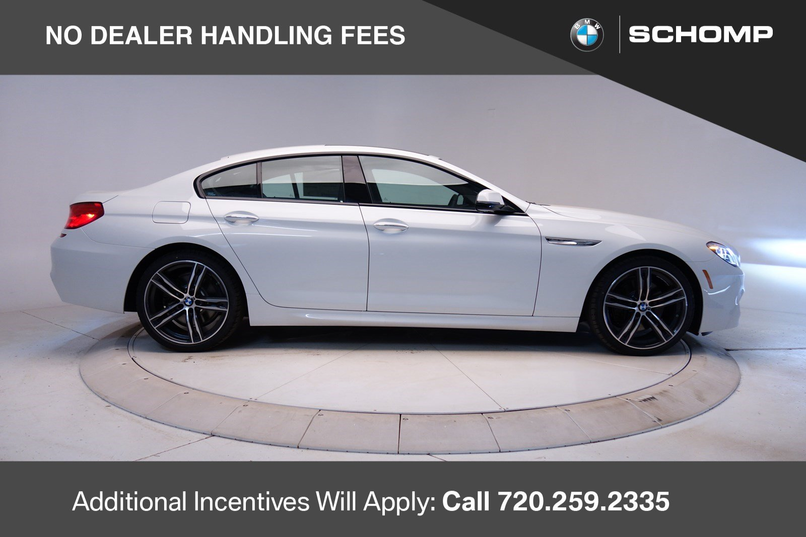 New 2018 Bmw 6 Series 650i Xdrive Gran Coupe 4dr Car In Highlands