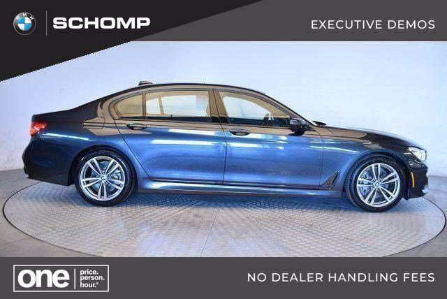 Certified Pre-Owned 2019 BMW 7 Series 740i xDrive