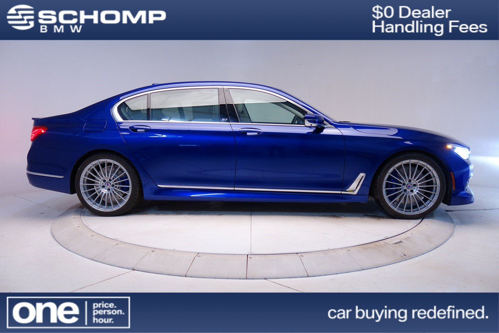 New BMW Series ALPINA B XDrive Sedan Dr Car In Highlands - Alpina bmw