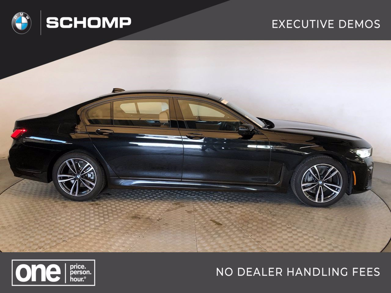 Certified Pre-Owned 2020 BMW 7 Series 740i xDrive