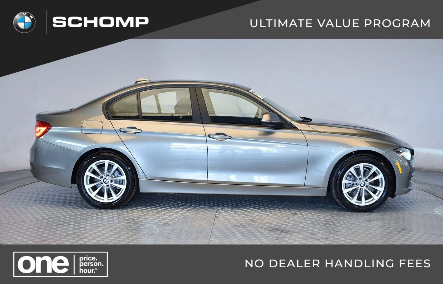 Pre Owned 2018 Bmw 320i Xdrive 4dr Car In Highlands Ranch 1bl81953