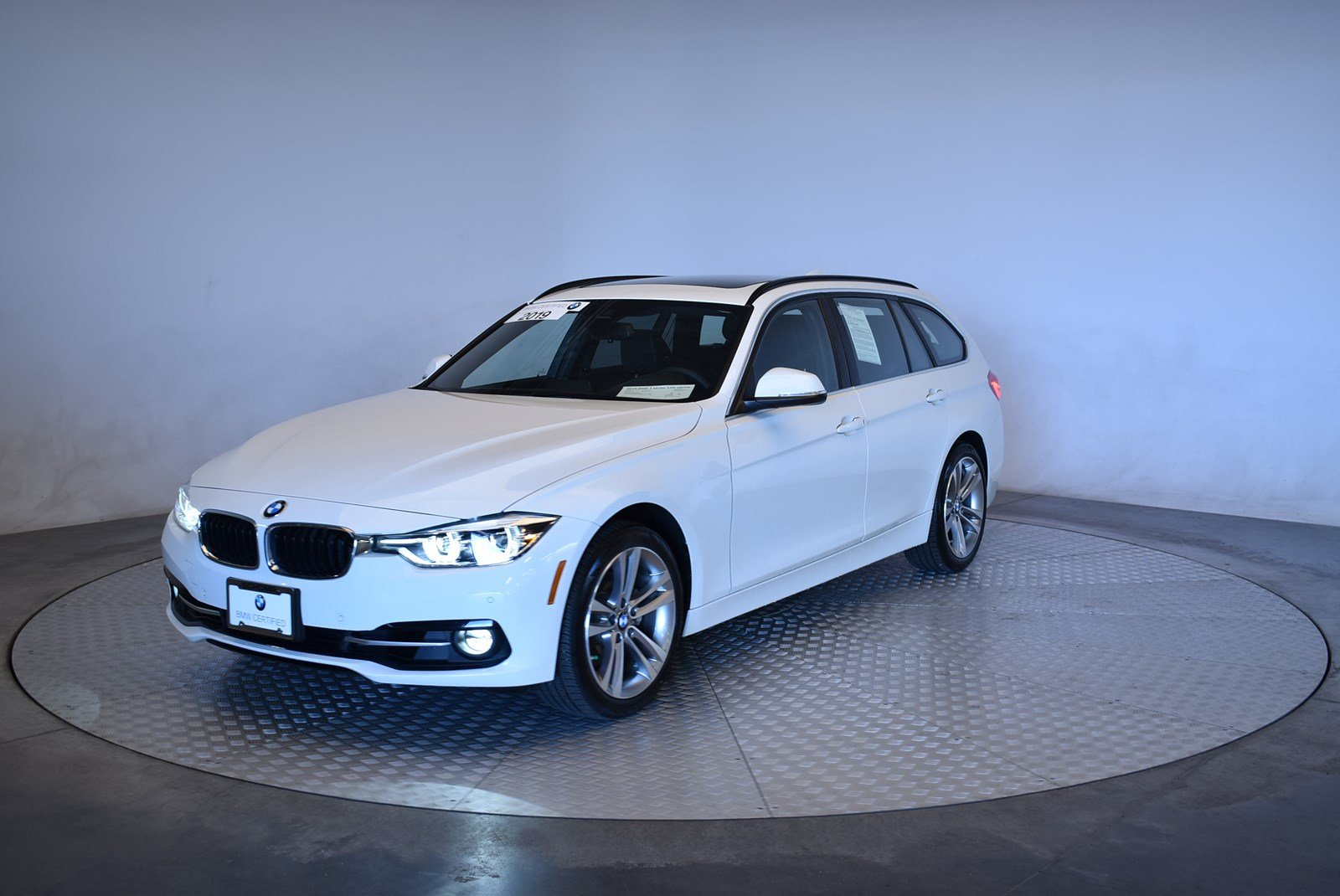 Certified Pre Owned Bmw 2019 330i Xdrive