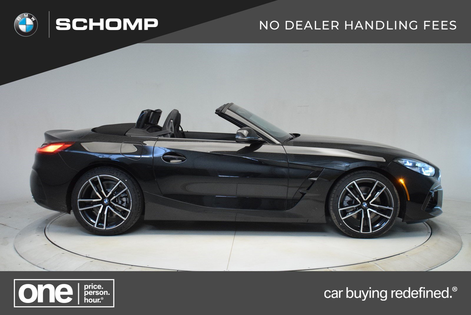New 2019 Bmw Z4 Sdrive30i Convertible In Highlands Ranch 1b91302