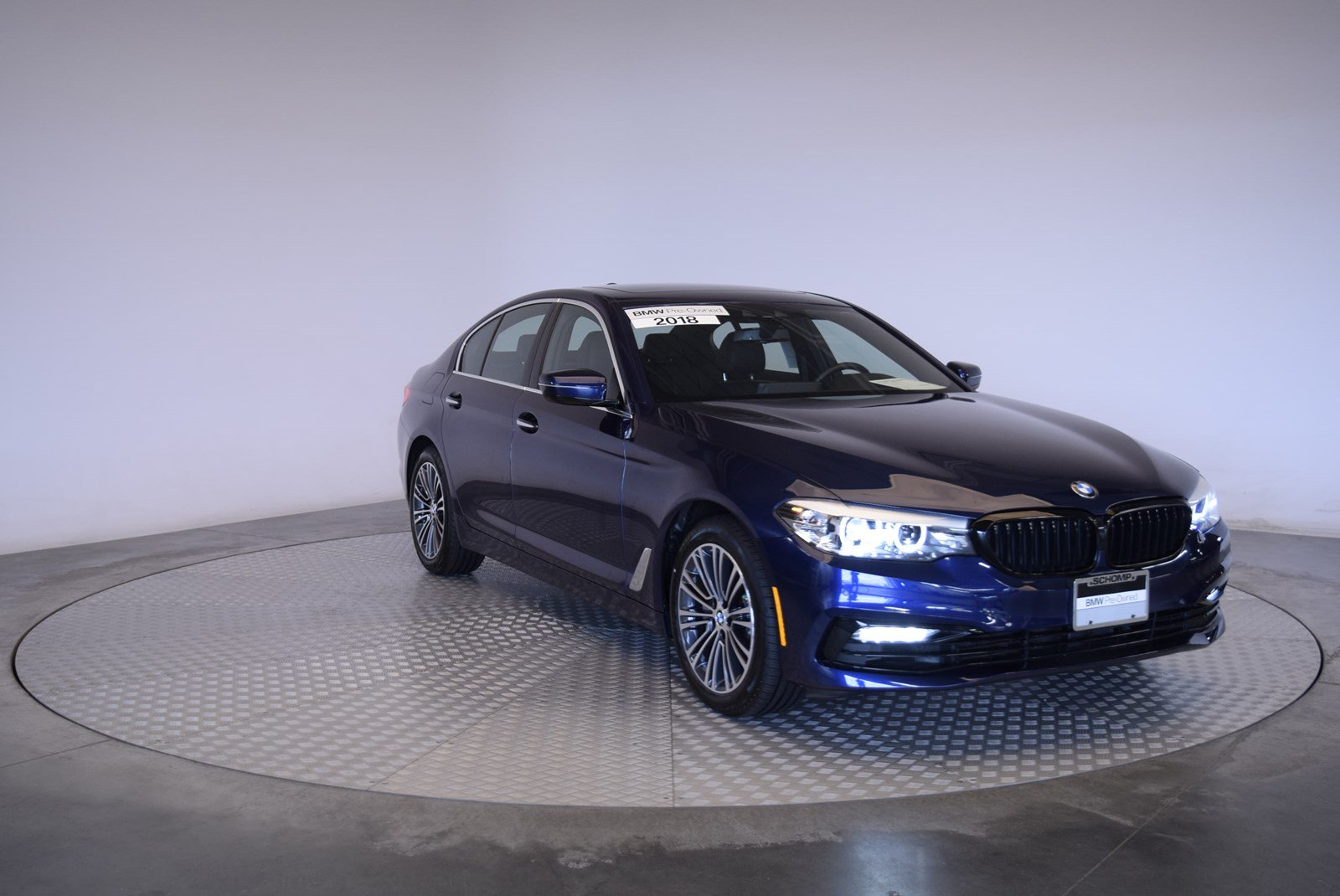 Pre Owned 2018 Bmw 530i Xdrive 4dr Car In Highlands Ranch 1bl81126 2007 Tahoe Fuel Filter 5 Series