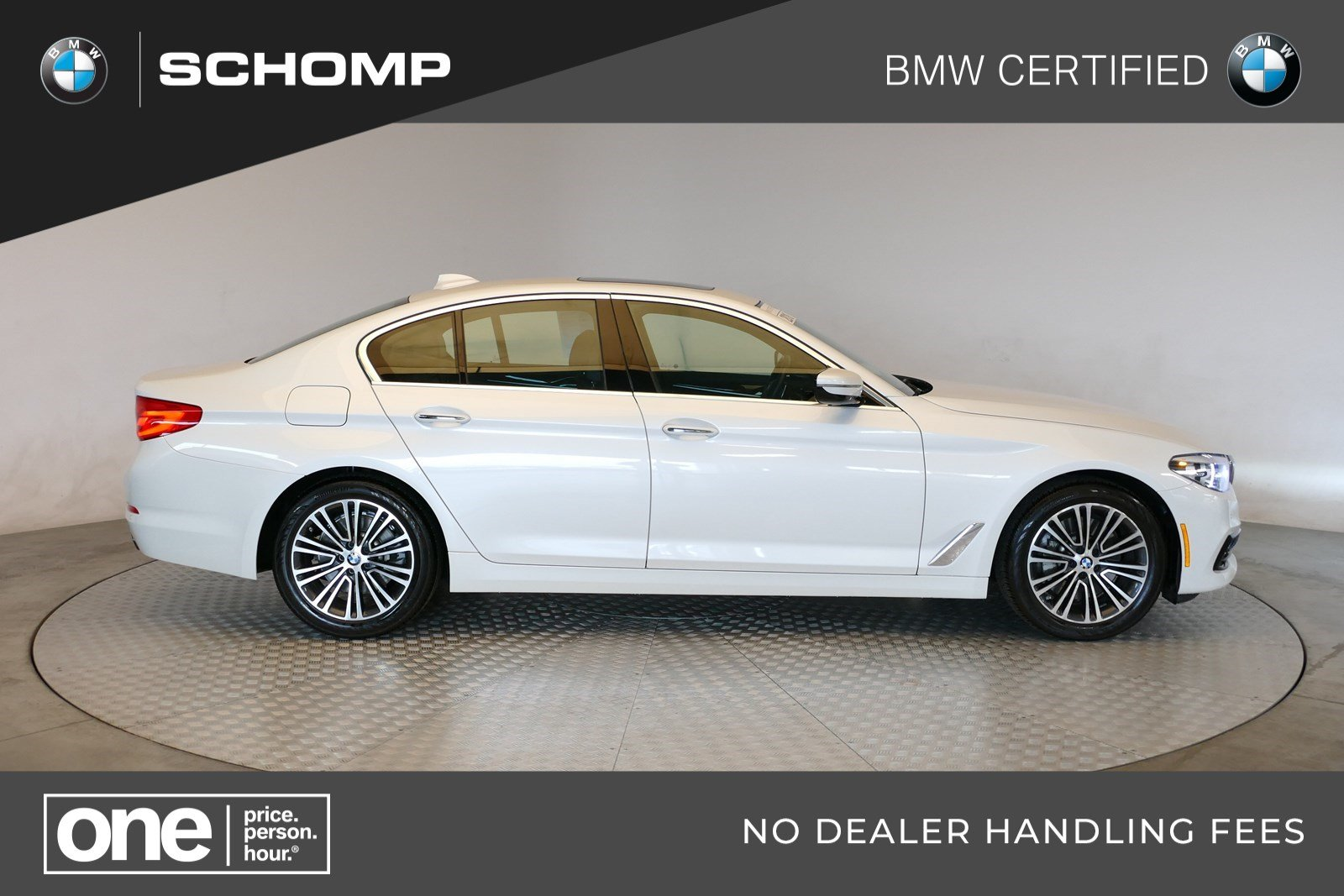 Certified Pre Owned BMW >> Certified Pre Owned Bmw 2018 5 Series 530i Xdrive Awd