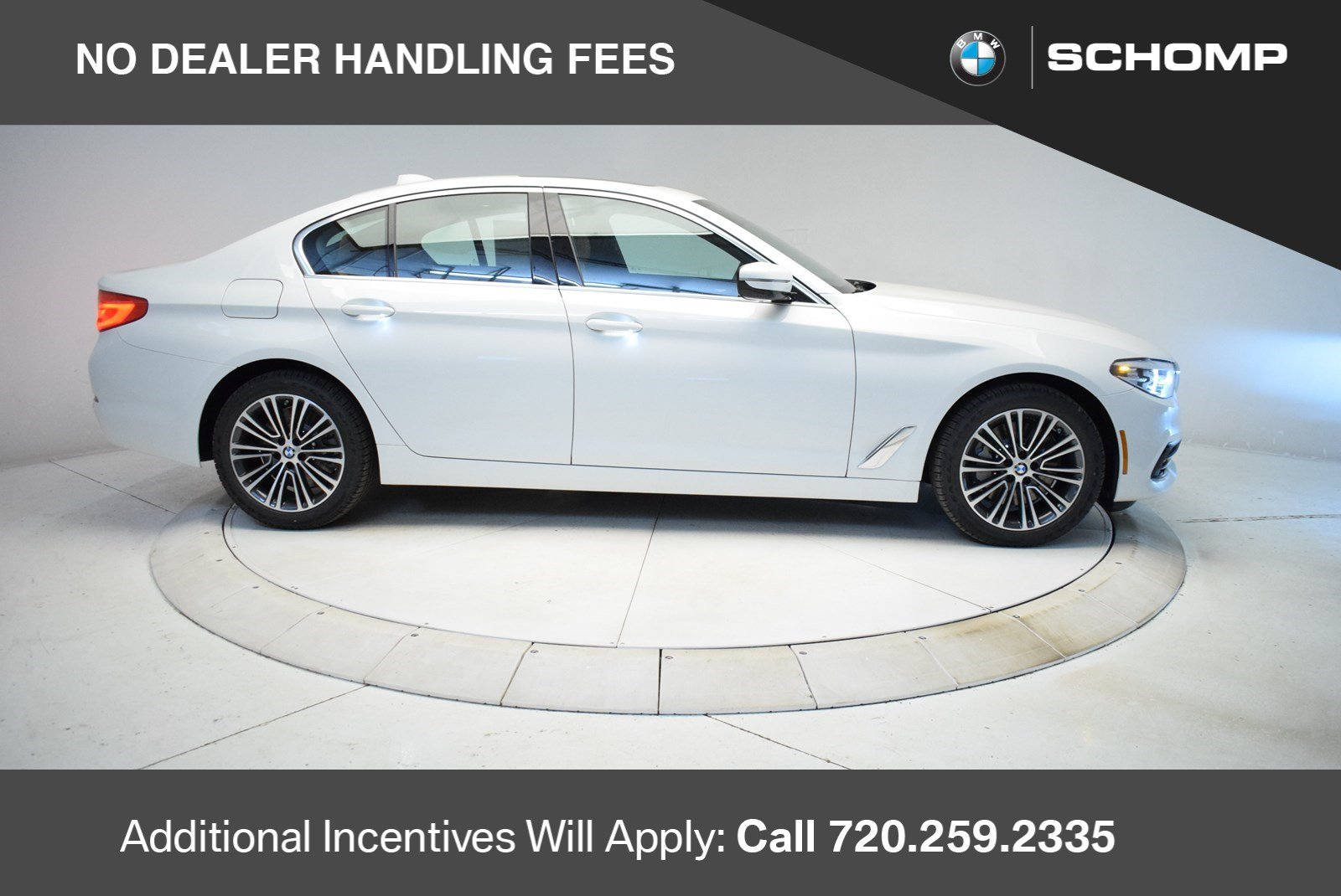 New 2019 BMW 5 Series 540i xDrive Sedan