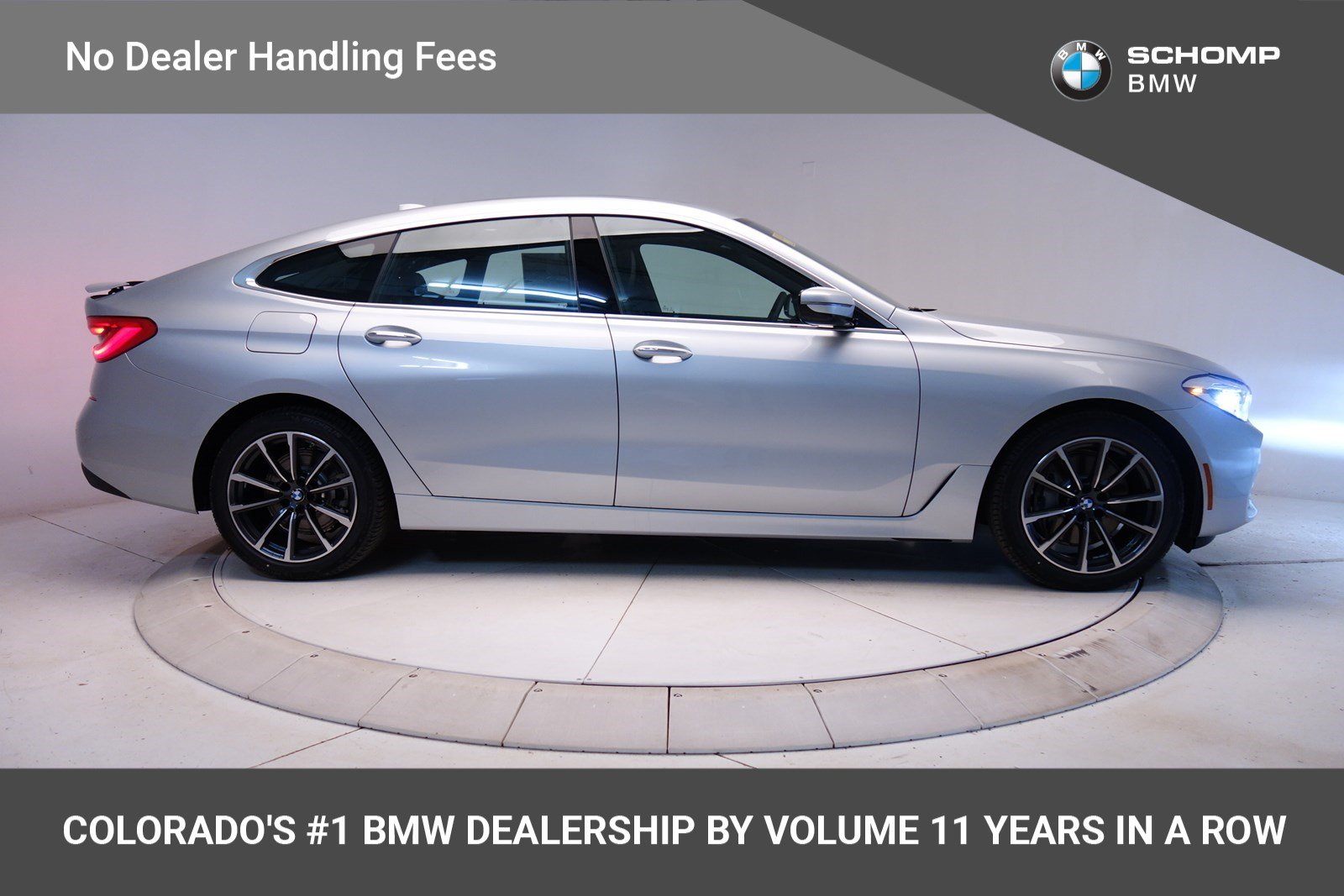 New 2018 BMW 6 Series 640i xDrive Gran Turismo