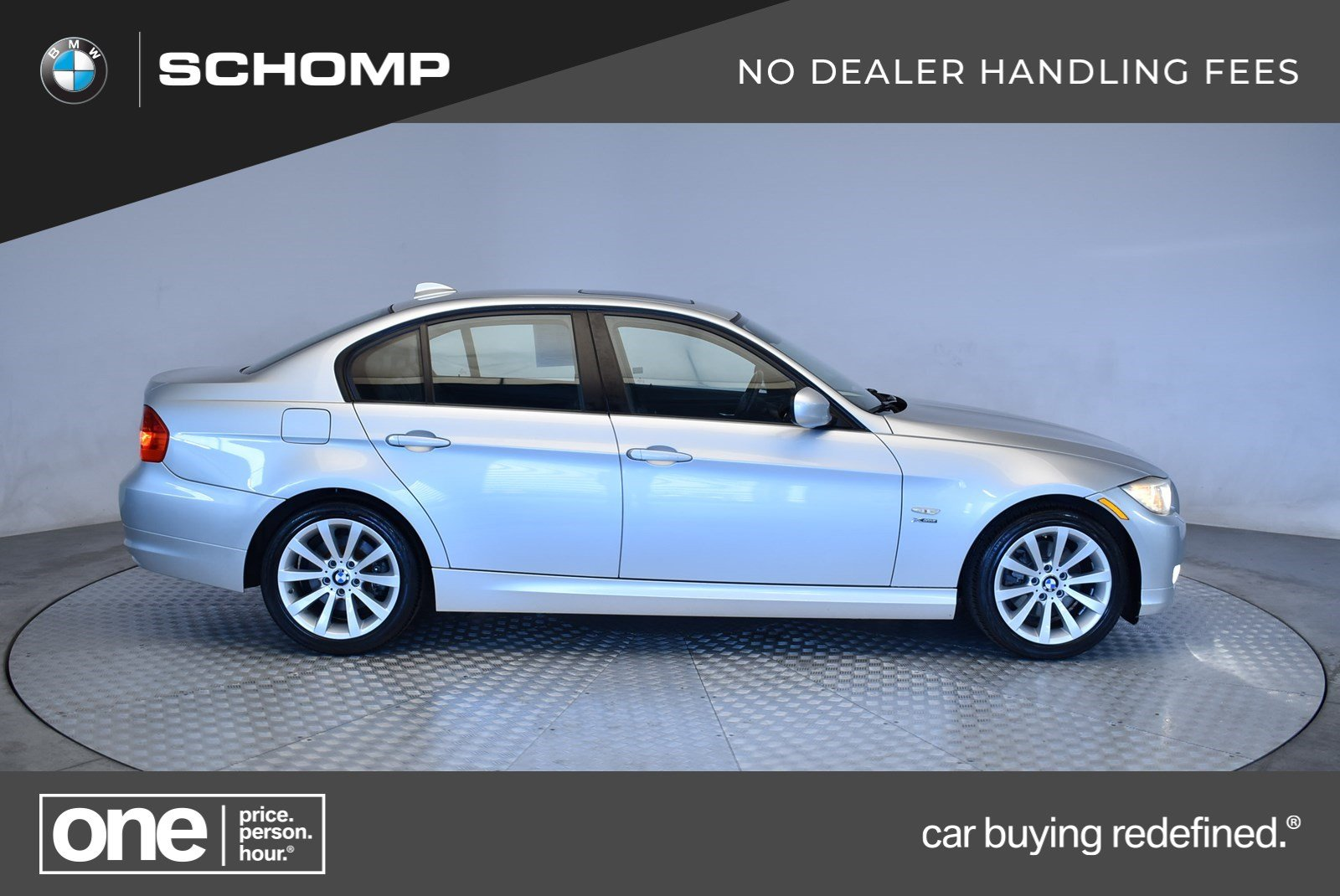 Pre-Owned BMW 2011 3 Series 328i xDrive AWD