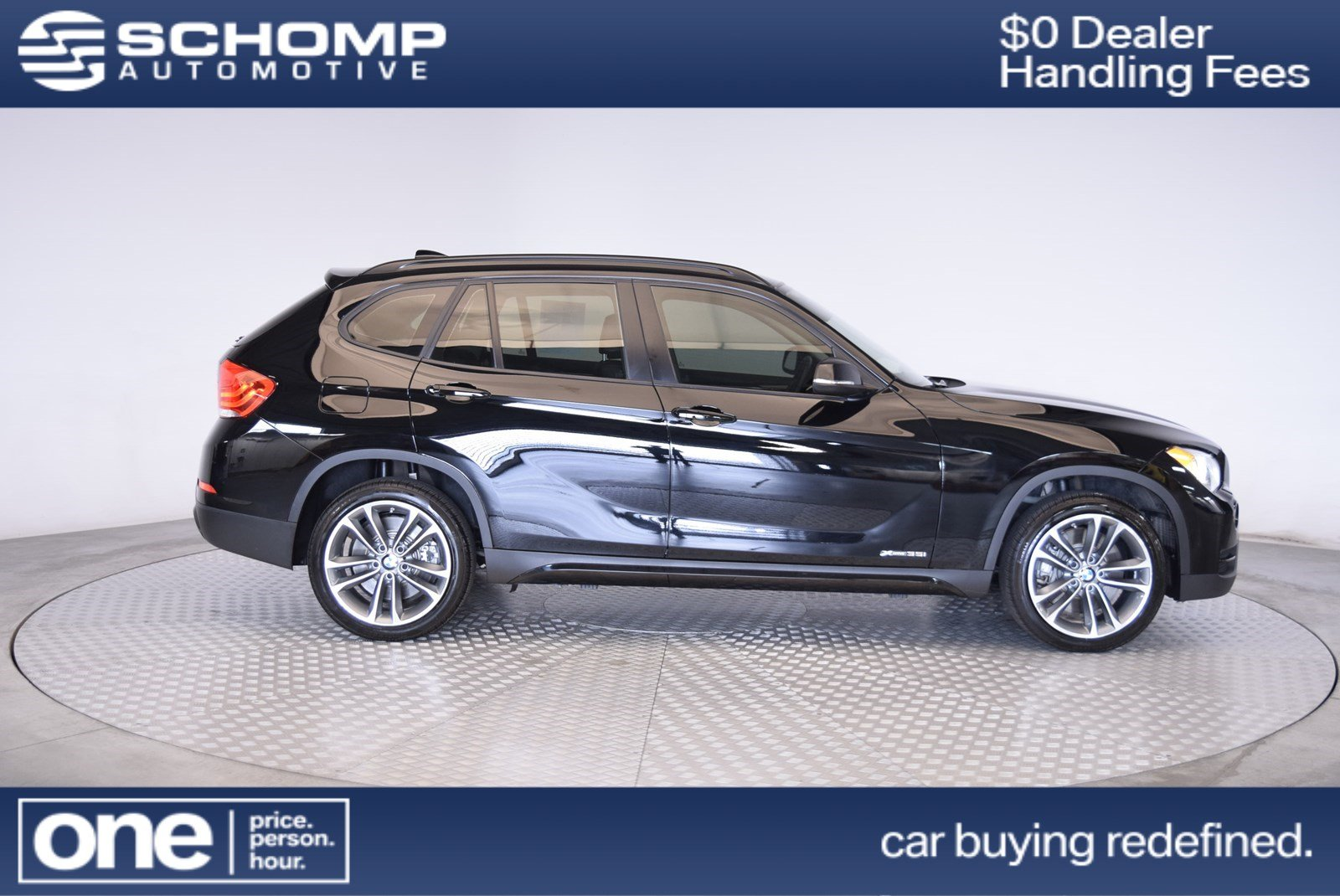PreOwned 2014 BMW X1 xDrive35i Sport Utility in Highlands Ranch