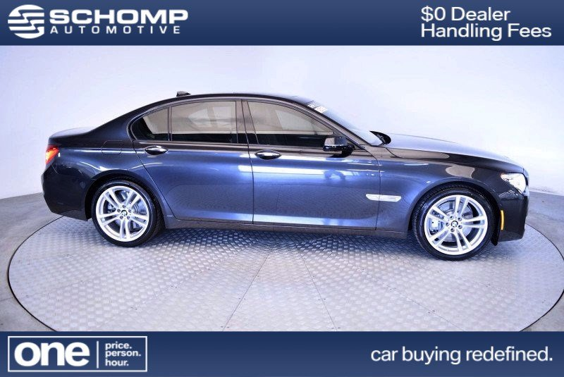 Certified Pre-Owned 2015 BMW 7 Series 750i xDrive