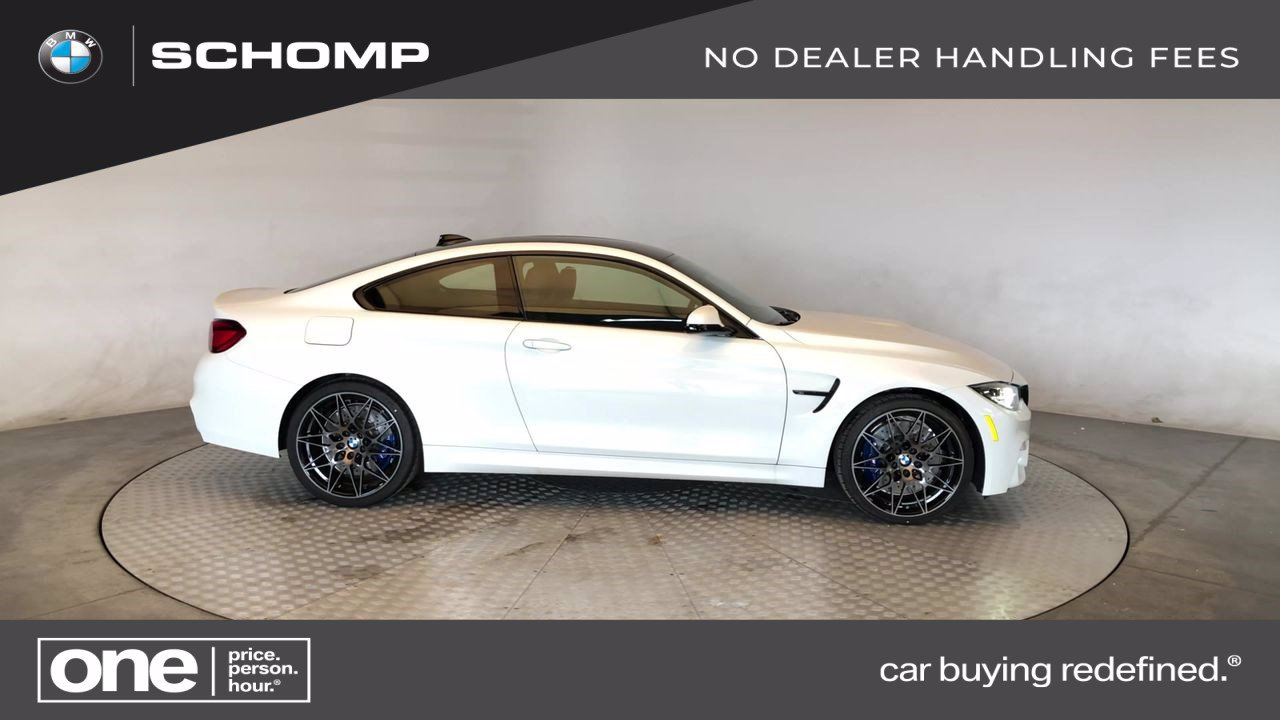 New 2020 BMW M4 M4 Coupe