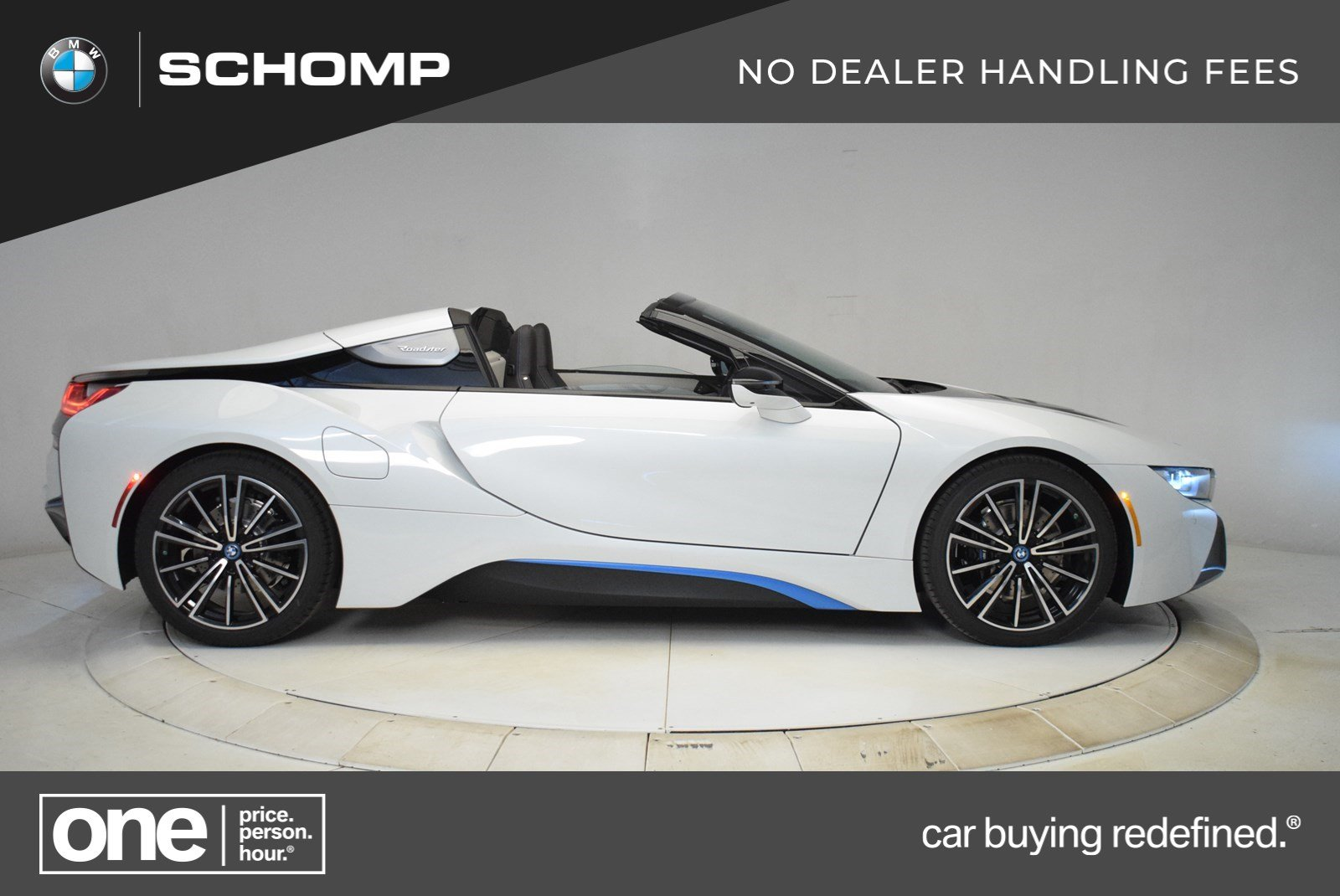 New Bmw 2019 I8 Roadster