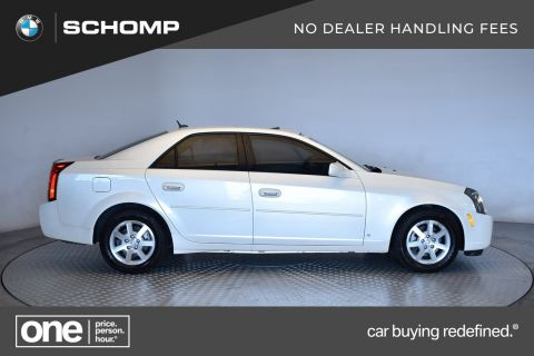 Pre-Owned 2006 Cadillac CTS Base