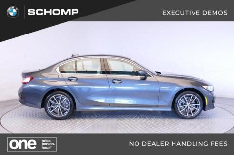 Certified Pre-Owned 2019 BMW 3 Series 330i xDrive