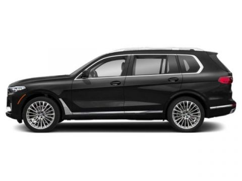 New 2020 BMW X7 X7 xDrive40i