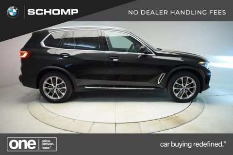 New 2019 BMW X5 X5 xDrive50i