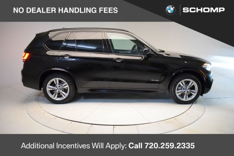 New 2018 BMW X5 X5 xDrive50i