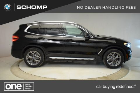 New 2020 BMW X3 X3 xDrive30i