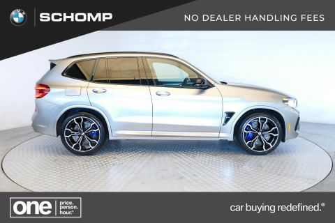 New 2020 BMW X3 M X3 M Competition