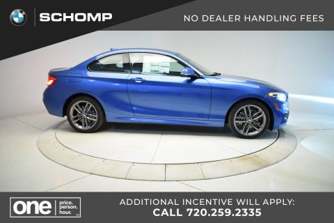 New 2019 BMW 2 Series 230i xDrive Coupe